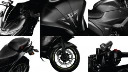 Suzuki introduces six optional accessories for the Gixxer SF 250 and the new Gixxer SF