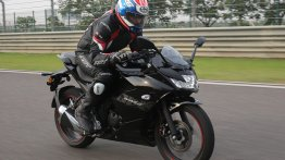 2019 Suzuki Gixxer SF - Track Test Review from BIC