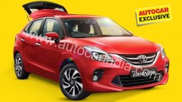 Toyota Glanza features, specs and configurations revealed - Report
