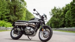 Termignoni adds scrambler style exhaust to the Royal Enfield Interceptor INT 650 [Video]