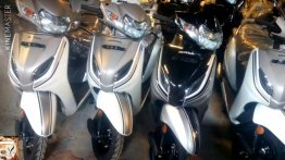 Honda Activa 5G Limited Edition starts reaching dealerships [Video]
