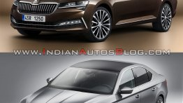 2019 Skoda Superb vs. 2015 Skoda Superb - Old vs. New