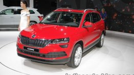 Skoda Karoq to be a CBU import in India - Report