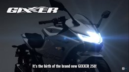 Suzuki Gixxer SF 250 technical specifications and features explained [Video]