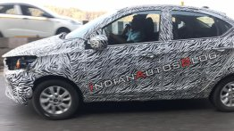 2020 Tata Tigor (facelift) spied on test yet again