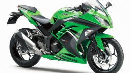 BS6 Kawasaki Ninja 300 India Launch Happening Soon?