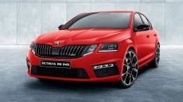 Skoda Octavia RS could be relaunched, but as a CBU import - Report