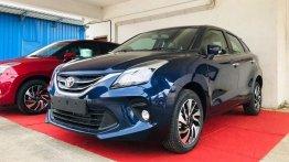 Toyota Glanza के 2300 से ज्यादा यूनिट्स डिस्पैच, 6 जून को होगी लॉन्च