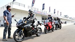 TVS Apache series and NTORQ 125 to be sold via flagship store in Guatemala