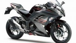 Kawasaki Ninja 300 एबीएस दो नए कलर ऑप्शन में लॉन्च