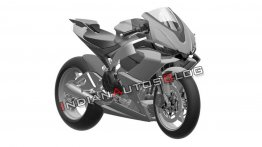Production-spec Aprilia RS 660 leaked via patent images