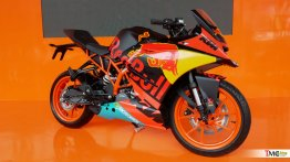 KTM RC200 with Red Bull KTM MotoGP Team 2019 livery showcased [Video]