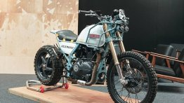 Modified Royal Enfield Himalayan is turbo-charged for an adventure