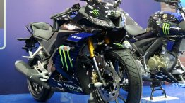 Yamaha YZF-R15 V3.0 Monster Energy Yamaha MotoGP Edition unveiled [Video]