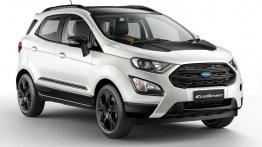 2019 Ford EcoSport and Ford EcoSport Thunder Edition launched in India