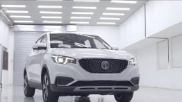 MG eZS to be locally made, first prototype rolls out from Halol plant [Video]