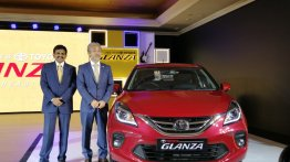 Toyota Glanza launched in India, priced from INR 7.22 lakh