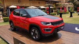 7-seat Jeep Compass and Jeep small SUV projects