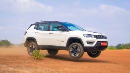 Jeep Compass Trailhawk launched in India at INR 26.8 lakh