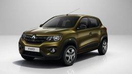 2020 Renault Kwid फेसलिफ्ट की कैमरे में फिर हुई कैद, देखें वीडियो