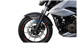 Leaked images reveal upcoming Suzuki Gixxer 250 partially