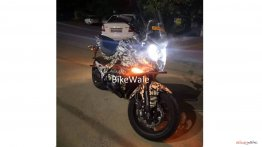 CFMoto 650MT spied in India once again, could be launched in July