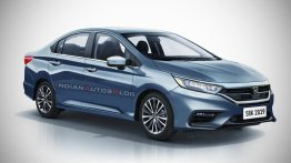 2020 Honda City officially confirmed to debut on 25 November
