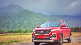 MG Hector bookings to be reopened on 1 October - Report