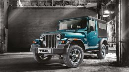 Mahindra Thar 700 (Mahindra Thar Signature Edition) launched at INR 9.99 lakh