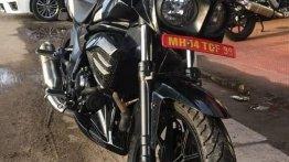 2019 Mahindra Mojo 300 एबीएस का वीडियो लीक, जानें बाइक की खासियत