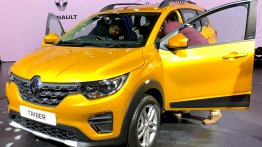 SUV-styled Renault Triber MPV officially revealed [Update]