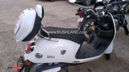 Yadea electric scooter spotted in India