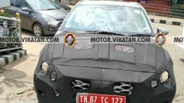 Next-gen 2020 Hyundai i20 spied up close in India