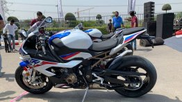Electrically supercharged BMW S1000RR patent images leaked