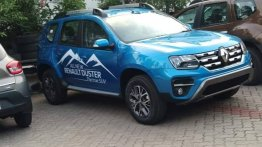 2020 Renault Duster (facelift) reaches dealerships, launch on July 8