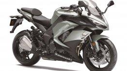 Kawasaki Ninja 1000 gets new Metallic Matte Fusion Silver colour