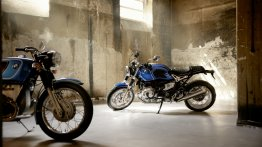 BMW R nineT /5 marks the 50th anniversary of the legendary /5 series
