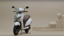 Honda Activa 5G Limited Edition promotional video captures styling details