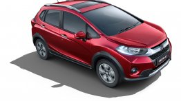 Honda WR-V launched in new 'V' variant, existing 'S' and 'VX' updated