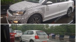 New VW Polo and new VW Vento spied yet again ahead of launch
