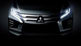 2019 Mitsubishi Pajero Sport का टीज़र जारी, इसी साल होगी भारत में लॉन्च