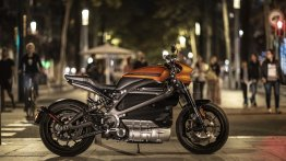 Harley-Davidson LiveWire full specifications revealed