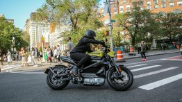 Harley-Davidson LiveWire production and deliveries stopped