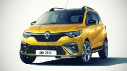 Renault Triber R.S. - IAB Rendering
