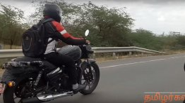 Spy video of 2020 Royal Enfield Thunderbird reveals revised ergonomics