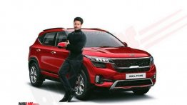Indian-spec Kia Seltos preliminary brochure leaked