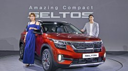 Kia Seltos launched in its first market, priced from 11.28 lakh