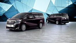TKM to launch Toyota Vellfire luxury MPV on 26 February