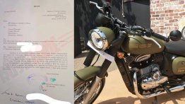 RTO denies Jawa 42 Galactic Green's registration as it matches Olive Green - Report