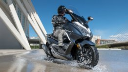 Honda Forza 300 maxi-scooter: All you need to know